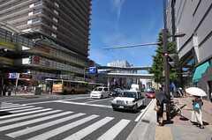 各線・上大岡駅前の様子2。(2011-09-14,共用部,ENVIRONMENT,1F)