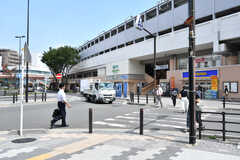 京急線・鶴見駅の様子。(2017-08-09,共用部,ENVIRONMENT,1F)