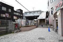 京急本線・杉田駅の様子。(2017-03-28,共用部,ENVIRONMENT,1F)