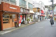 京急本線・弘明寺駅周辺の様子。(2016-03-10,共用部,ENVIRONMENT,1F)