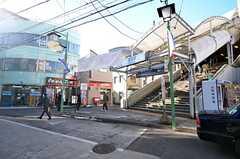 各線・菊名駅の様子。(2016-01-19,共用部,ENVIRONMENT,1F)