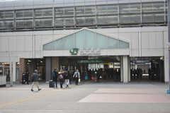 各線・桜木町駅の様子。(2018-02-23,共用部,ENVIRONMENT,1F)
