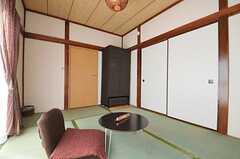 専有部の様子2。(101号室)(2013-03-04,専有部,ROOM,1F)