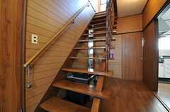 階段の様子。(2013-03-04,共用部,OTHER,1F)