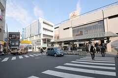 各線・日吉駅も利用可能です。(2013-03-04,共用部,ENVIRONMENT,1F)