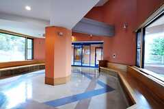 マンション内の談話室。(2010-10-19,共用部,OTHER,4F)