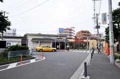 JR横浜線・大口駅の様子。(2010-10-19,共用部,ENVIRONMENT,1F)