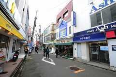 相鉄本線・鶴ヶ峰駅前の様子。(2015-03-03,共用部,ENVIRONMENT,1F)