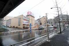 東急田園都市線・藤が丘駅前にある複合施設の様子。(2012-03-02,共用部,ENVIRONMENT,1F)