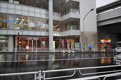 東急田園都市線・藤が丘駅の様子。(2012-03-02,共用部,ENVIRONMENT,1F)