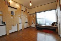 専有部の様子2。(B103号室)(2012-01-15,専有部,ROOM,1F)