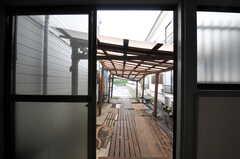 将来の玄関となる場所。写真は改修前です。(2011-11-11,共用部,OTHER,1F)