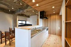 レンタルスペースのキッチン。(2017-05-09,共用部,OTHER,2F)
