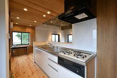 レンタルスペースのキッチン2。(2017-05-09,共用部,OTHER,2F)