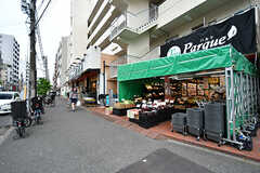 東急東横線・反町駅近くのスーパー。(2017-05-09,共用部,ENVIRONMENT,1F)
