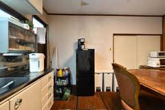 キッチン周辺の様子。(2020-02-26,共用部,KITCHEN,1F)