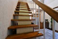 階段の様子。(2020-02-26,共用部,OTHER,1F)