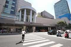 各線・上大岡駅の様子。(2011-08-30,共用部,ENVIRONMENT,1F)