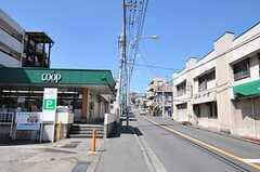 シェアハウス周辺にはスーパーもあります。(2011-08-30,共用部,ENVIRONMENT,1F)