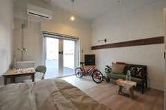 専有部の様子。※モデルルームです(108号室)(2013-09-18,専有部,ROOM,1F)