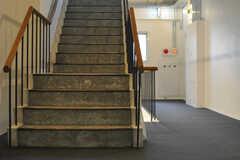 階段の様子。(2013-09-18,共用部,OTHER,1F)
