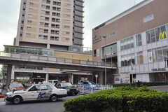 JR東海道本線・東神奈川駅の様子。(2013-09-18,共用部,ENVIRONMENT,1F)
