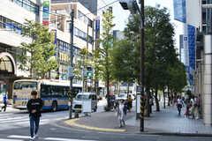 東急田園都市線・青葉台駅周辺の様子。(2019-10-09,共用部,ENVIRONMENT,1F)