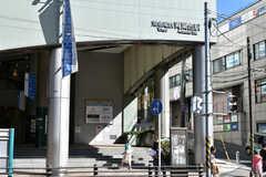 東急田園都市線・青葉台駅の様子。(2019-10-09,共用部,ENVIRONMENT,1F)
