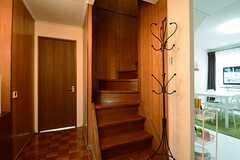 階段の様子。(2014-07-31,共用部,OTHER,1F)