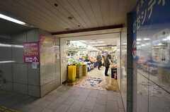 駅の地下道が直結しているビル「びおシティ」には、スーパーが入っています。(2016-03-23,共用部,ENVIRONMENT,)