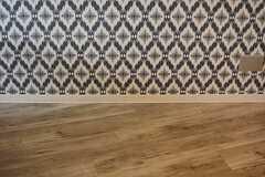 フローリングと壁紙の組み合わせは、4パターンあります。(301号室)(2016-04-06,専有部,ROOM,3F)