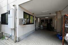建物の1階には管理人室があります。(2020-08-24,共用部,OTHER,1F)