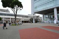 JR・桜木町駅の様子。(2020-08-24,共用部,ENVIRONMENT,1F)