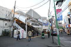 各線・菊名駅の様子。(2012-12-25,共用部,ENVIRONMENT,1F)