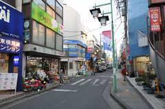 各線・菊名駅前の様子。(2012-12-25,共用部,ENVIRONMENT,1F)