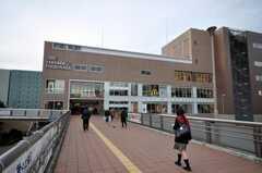 各線東神奈川駅の様子2。(2009-12-21,共用部,ENVIRONMENT,1F)