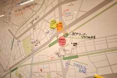 シェアマップも活用されています。(2010-02-27,共用部,OTHER,1F)