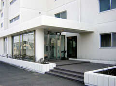 シェアハウスのエントランス。(2007-03-10,周辺環境,ENTRANCE,1F)
