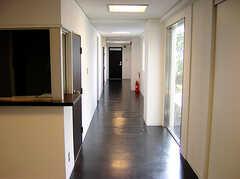 廊下の様子。(2007-03-10,共用部,OTHER,1F)