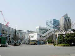 各線・東戸塚駅の様子。(2007-03-10,共用部,ENVIRONMENT,1F)