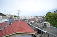 横浜らしい高台にあります。(2015-05-19,共用部,ENVIRONMENT,1F)
