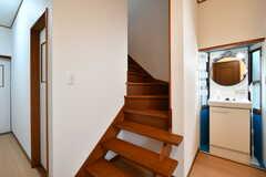 階段の様子。(2019-12-06,共用部,OTHER,1F)