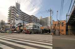 京浜急行本線・井土ヶ谷駅の様子。(2013-11-27,共用部,ENVIRONMENT,1F)