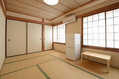 専有部の様子。(301号室)(2012-11-21,専有部,ROOM,3F)