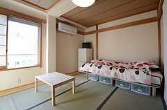 専有部の様子。(302号室)(2012-11-21,専有部,ROOM,3F)