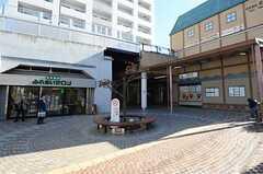 東急東横線・反町駅の様子。(2012-11-21,共用部,ENVIRONMENT,1F)