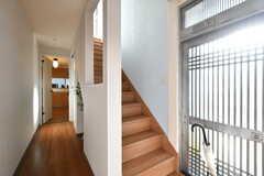 階段の様子。(2020-12-16,共用部,OTHER,1F)