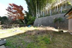 庭の様子。(2020-12-16,共用部,OTHER,1F)