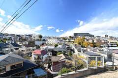 周囲は戸建ての多い住宅街です。(2020-12-16,共用部,ENVIRONMENT,1F)