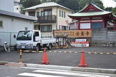 京急本線・生麦駅周辺の様子。(2018-08-03,共用部,ENVIRONMENT,1F)